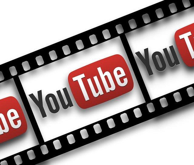 Youtube páska