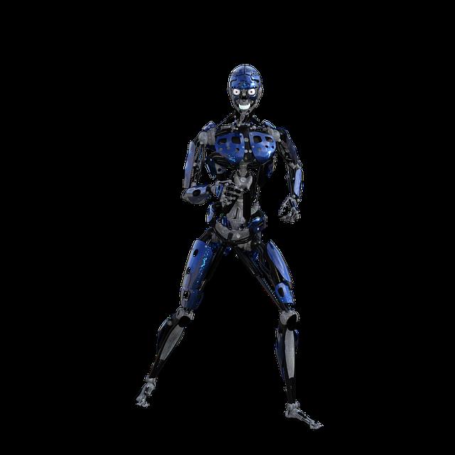 veselý robot